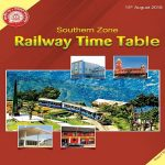 Southern Railway Time Table 2018-19