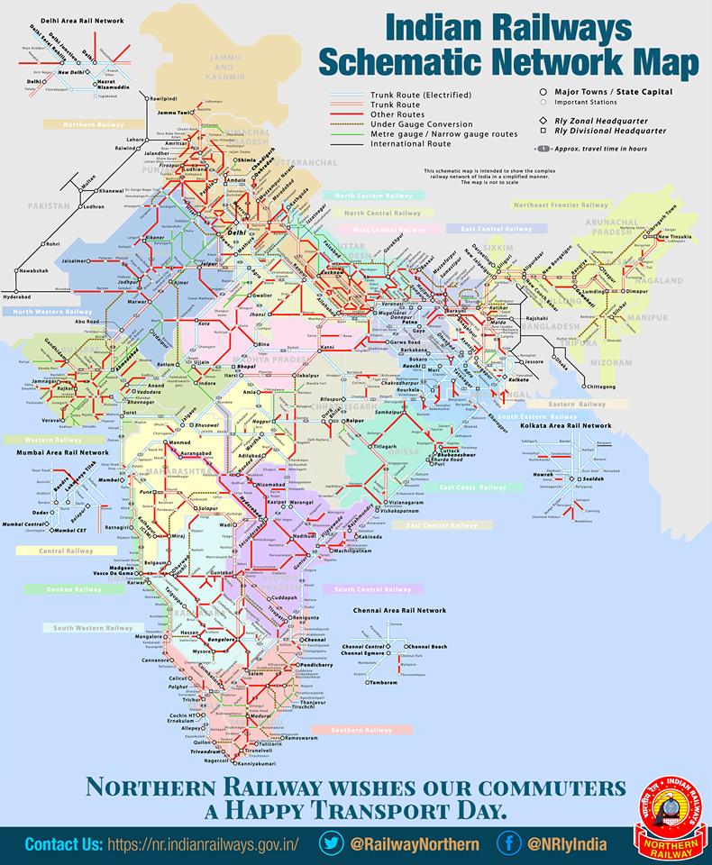 india railway map pdf Indian Railway Map 2019 Pdf Download Indian Railway News india railway map pdf